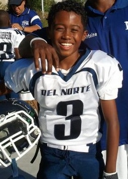 Jelani McCall Youth Football Online All-Star