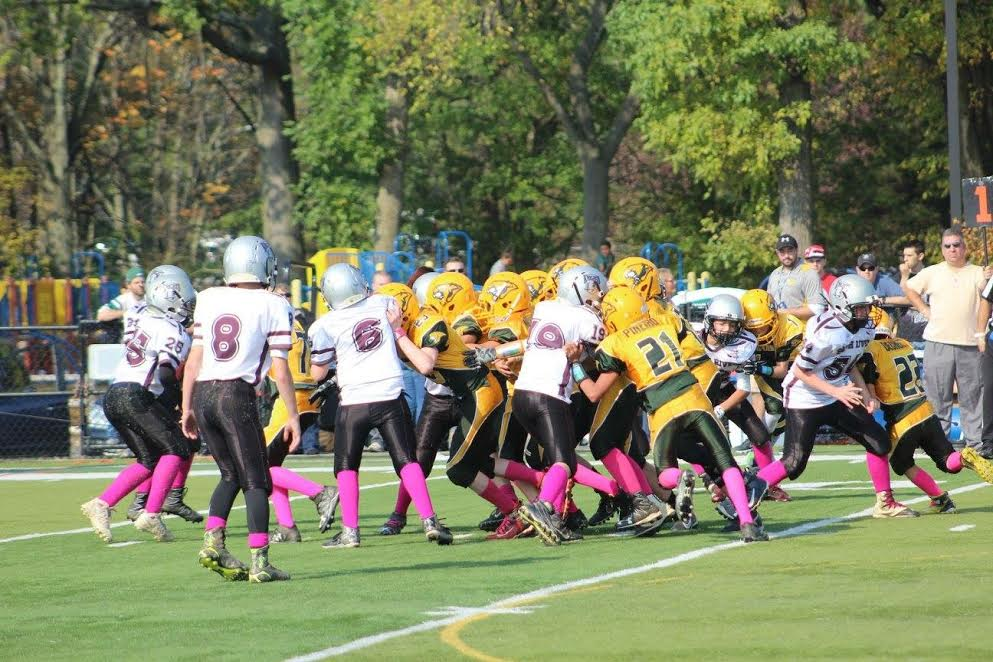 The Wedge Play in Youth Football