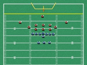 Youth Football 33 Stack Defense