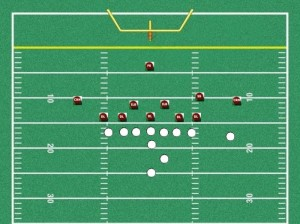 Youth Football 52 Defense