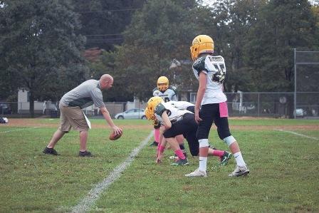 defensive linemen drills