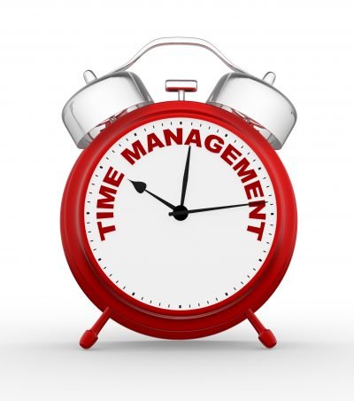 Football and the Importance of Time Management