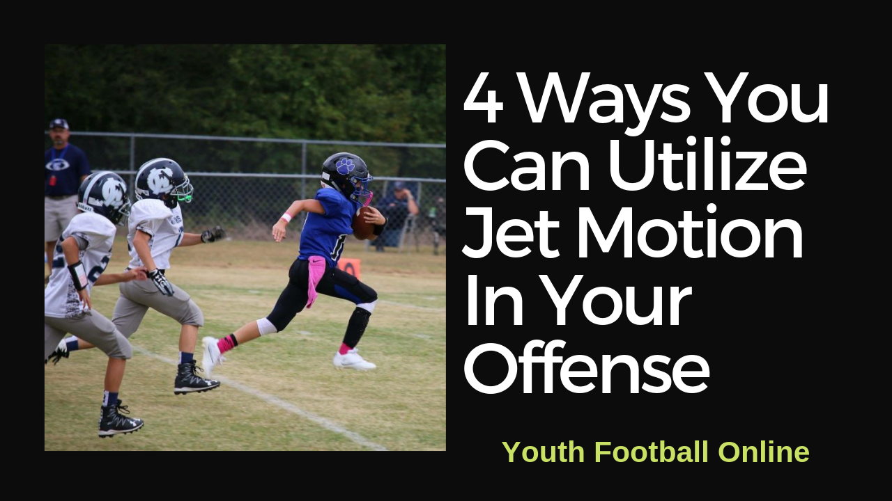 4 Ways you can Utilize Jet Motion in Your Offense