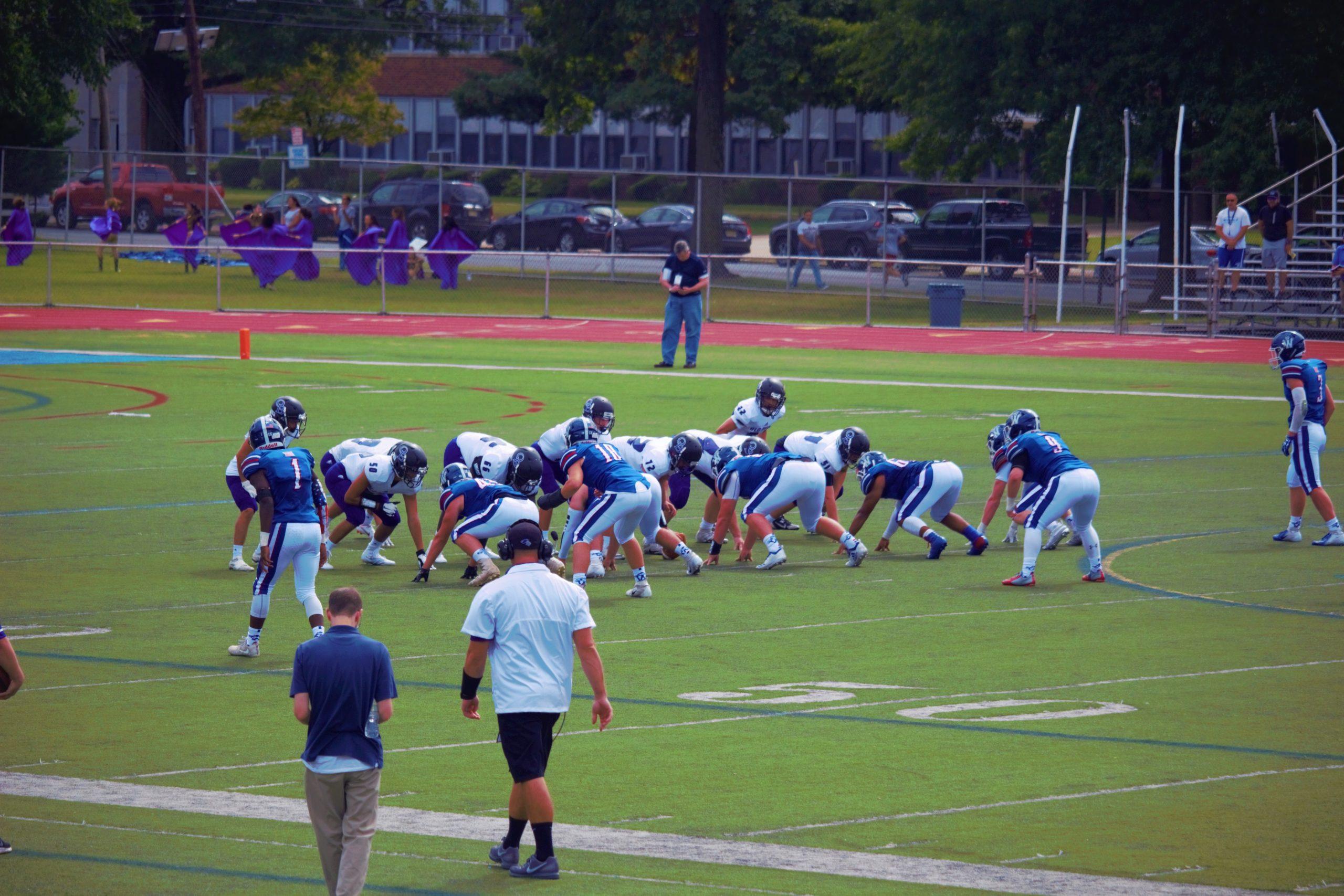 5 Principles of Aggressive Defensive Line Play