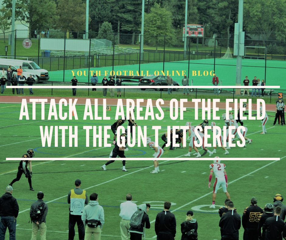 Attack all Areas of the Field with the Gun T Jet Series